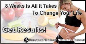Personal Trainer in la Nicholas Barrett