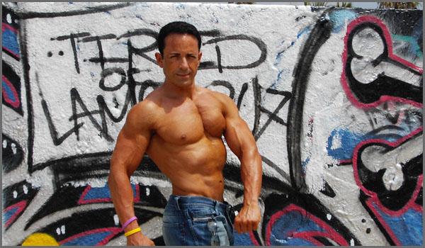 Personal Trainer Nicholas Barrett