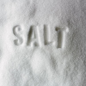How much is too much salt?
